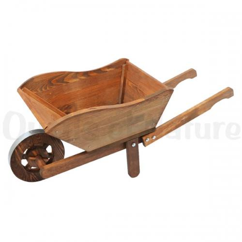 en bois trait lvigne cette brouette en bois trait est conue pour  ~ Brouette Pour Transporter Du Bois