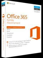 Cat gorie bureautique du guide et comparateur d 39 achat - Office 365 famille premium cle gratuit ...