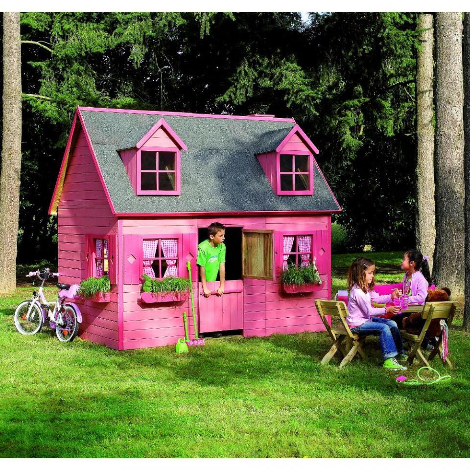 Catgorie cabanes pour enfants du guide et comparateur d 39 achat - Cabane jardin bebe rouen ...