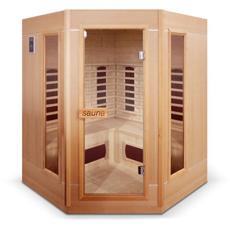 Catgorie cabine infrarouge du guide et comparateur d 39 achat - Sauna infrarouge bienfaits ...