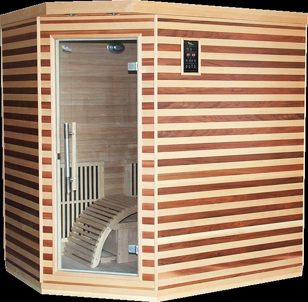 Catgorie cabine infrarouge page 2 du guide et comparateur d 39 achat - Achat sauna infrarouge ...
