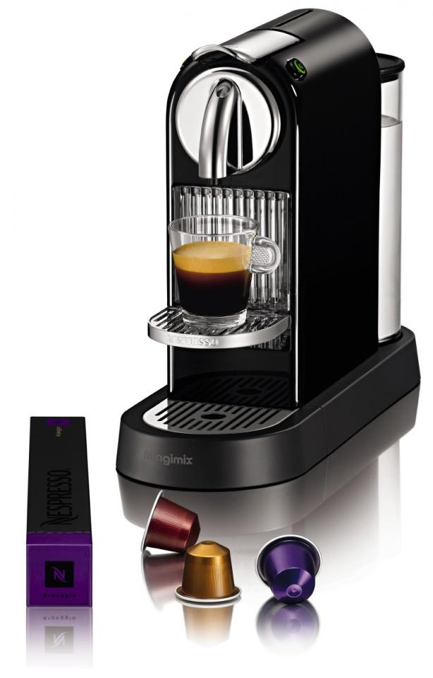 magimix 11296 nespresso citiz black catgorie cafetire expresso. Black Bedroom Furniture Sets. Home Design Ideas