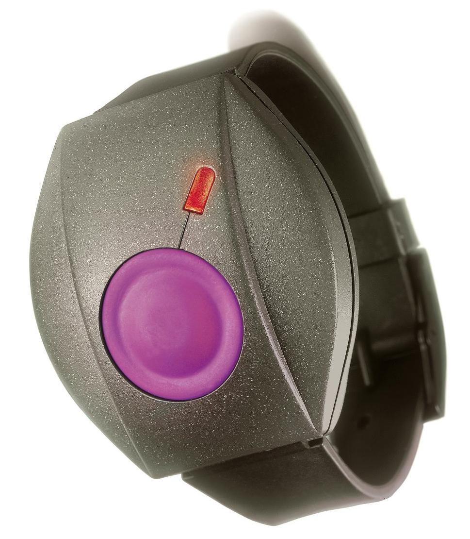 visonic alarme maison t l commande bracelet mct 211. Black Bedroom Furniture Sets. Home Design Ideas