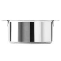 casserole mutine 16 cm manche amovible inox cristel. Black Bedroom Furniture Sets. Home Design Ideas