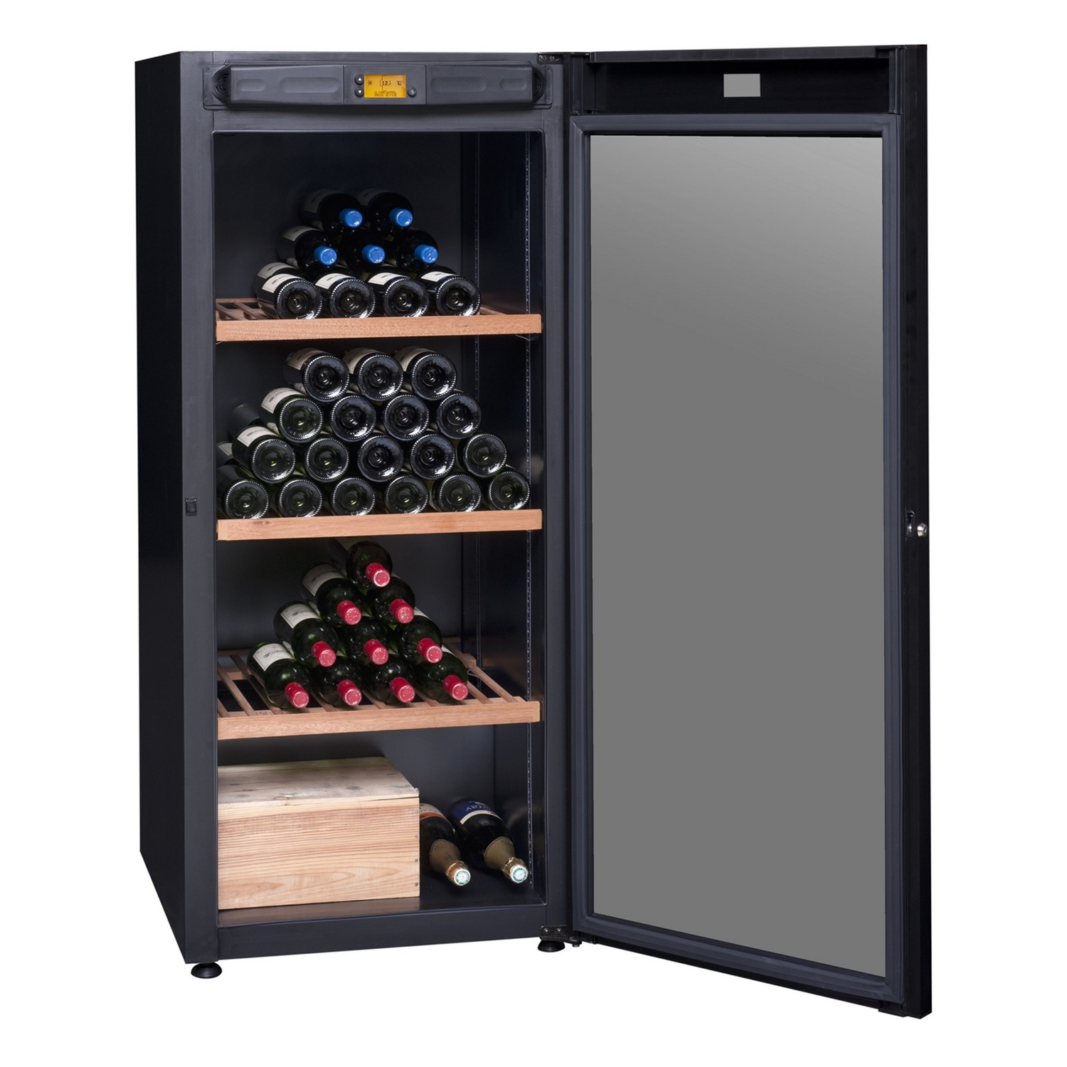 Avintage dva180g for Cave a vin garage froid