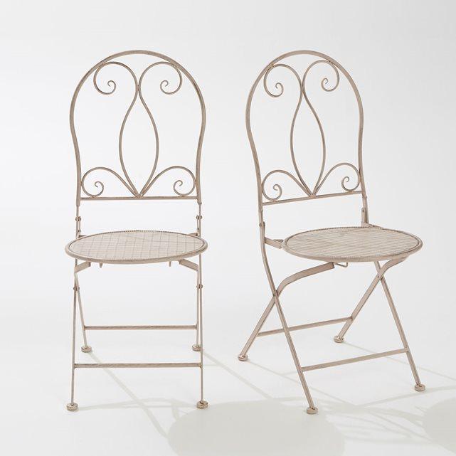 chaise longue de jardin la redoute obtenez des id es. Black Bedroom Furniture Sets. Home Design Ideas