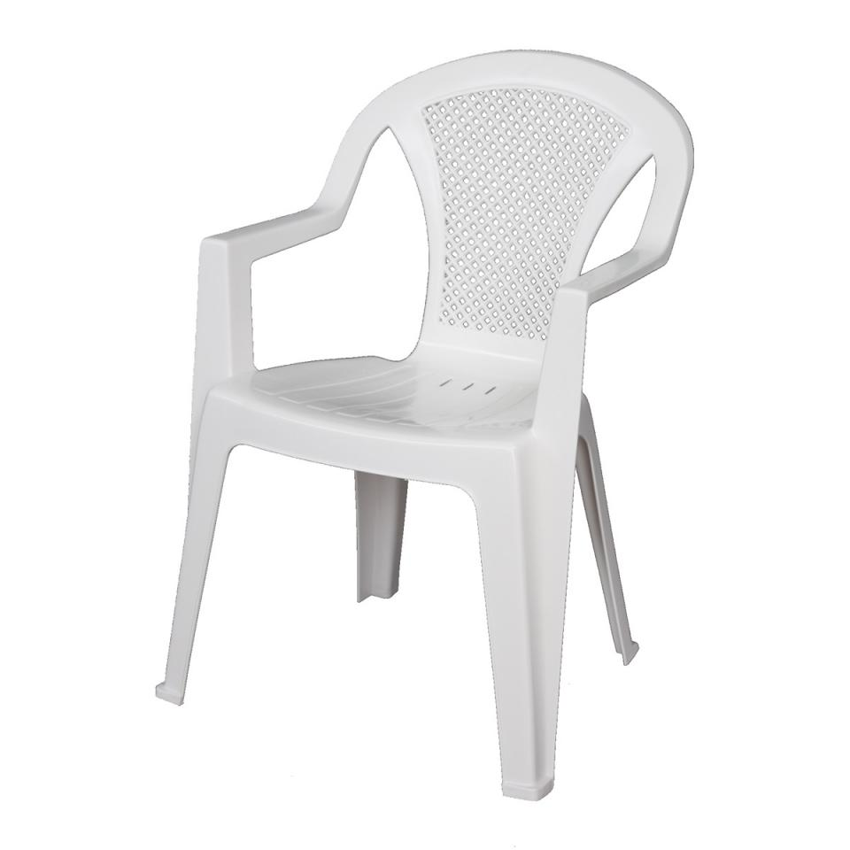 Catgorie chaise de jardin page 1 du guide et comparateur d for Chaise de jardin plastique blanc