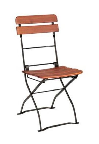foresta cchaise pliable en acacia. Black Bedroom Furniture Sets. Home Design Ideas