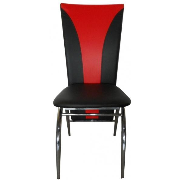 Catgorie chaises de salle manger du guide et comparateur d for Salle a manger noir blanc rouge
