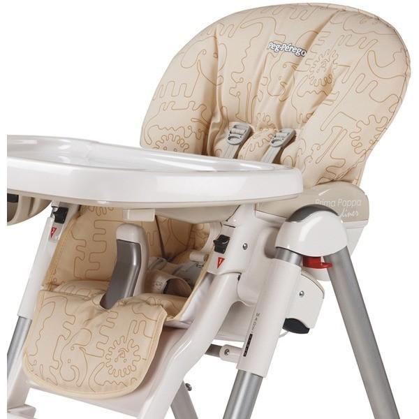 Catgorie chaises hautes du guide et comparateur d 39 achat - Chaise haute peg perego rose ...