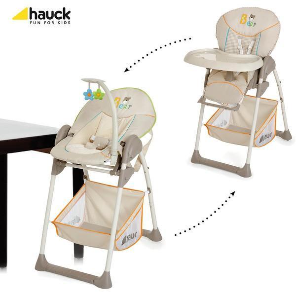 Catgorie chaises hautes du guide et comparateur d 39 achat - Chaise haute evolutive transat ...