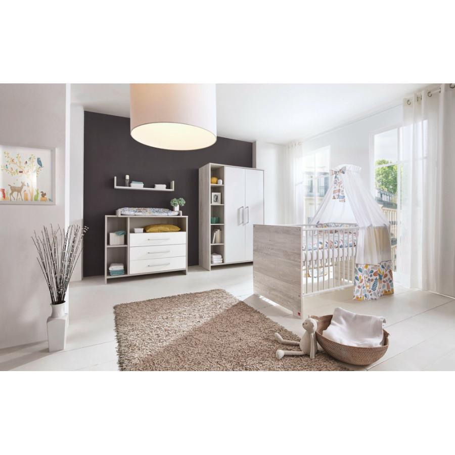 schardt c ensemble chambre denfant eco cascina blanc cou. Black Bedroom Furniture Sets. Home Design Ideas
