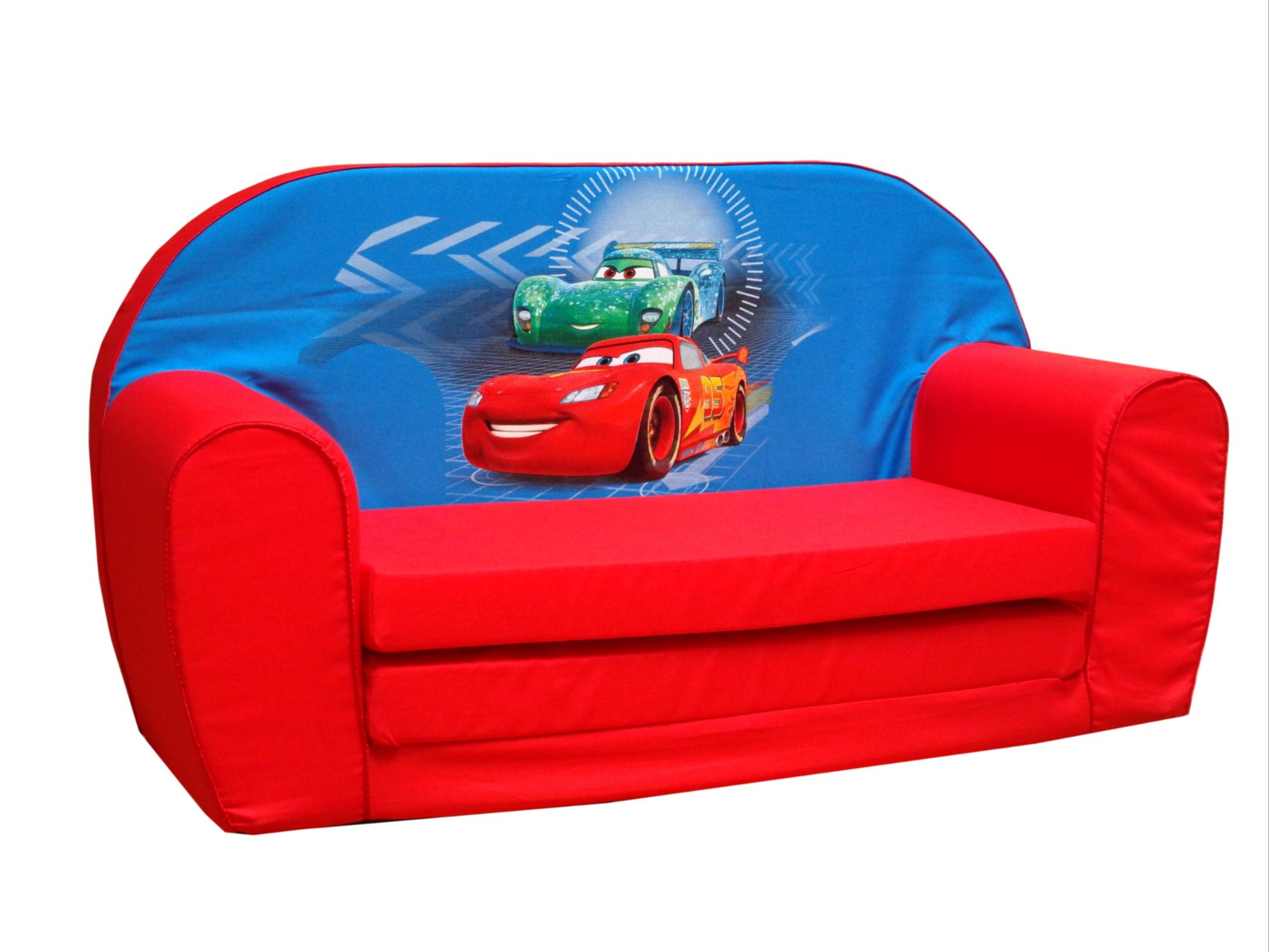 disney canap convertible cars. Black Bedroom Furniture Sets. Home Design Ideas