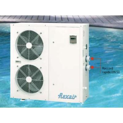 Triphase guide d 39 achat for Pompe a chaleur piscine 120m3