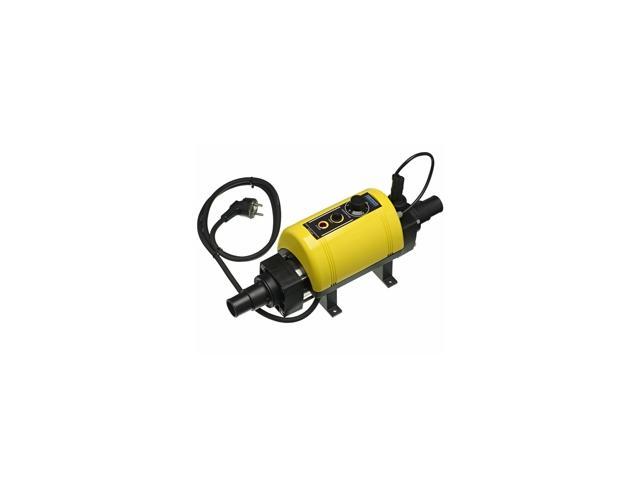 Elecro rechauffeur vulcan 9kw mono titane ele 150 0134 for Chauffage piscine 25m3