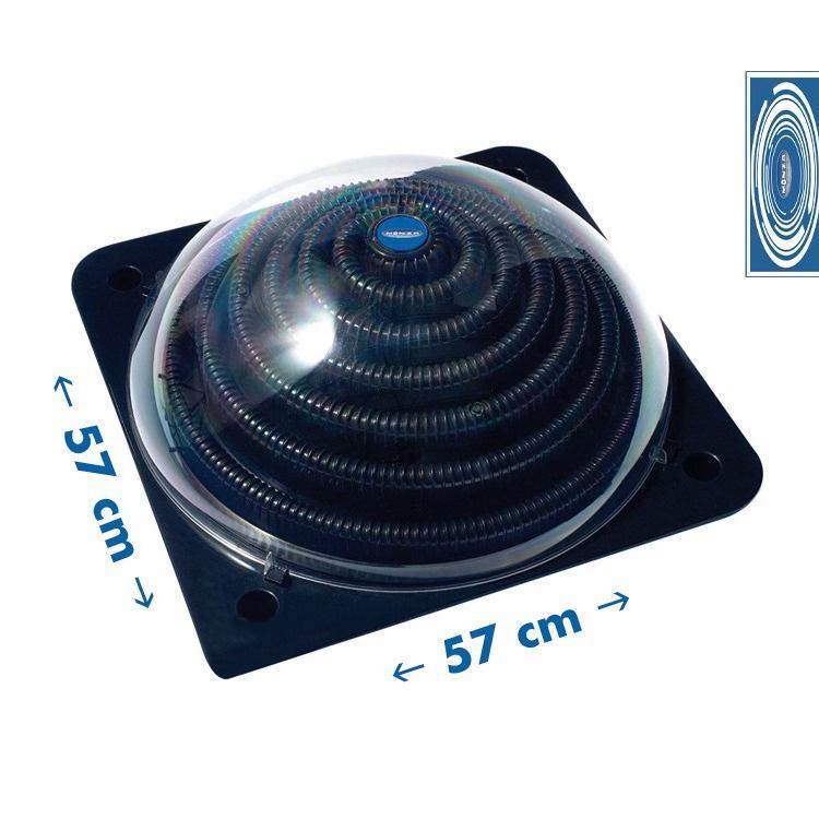 Catgorie chauffage de piscine du guide et comparateur d 39 achat for Avis dome chauffage solaire piscine