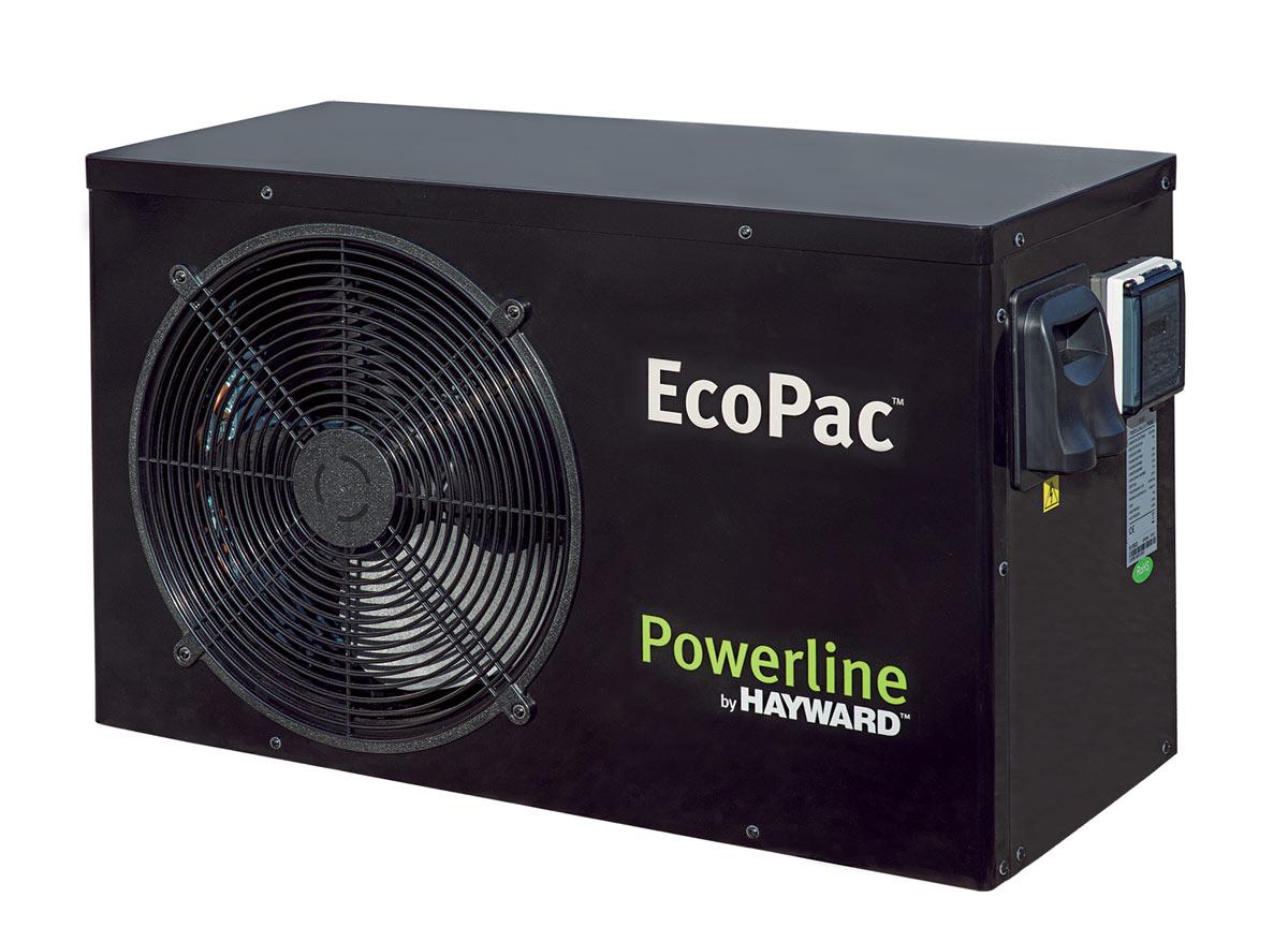 powerline pompe chaleur 11 kw ecopac. Black Bedroom Furniture Sets. Home Design Ideas