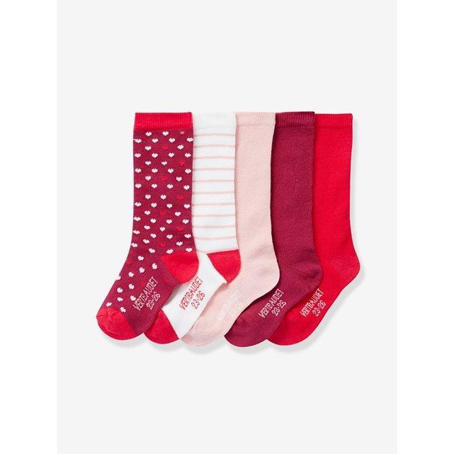 Catgorie chaussettes fillettes du guide et comparateur d 39 achat - Livraison gratuite vertbaudet ...
