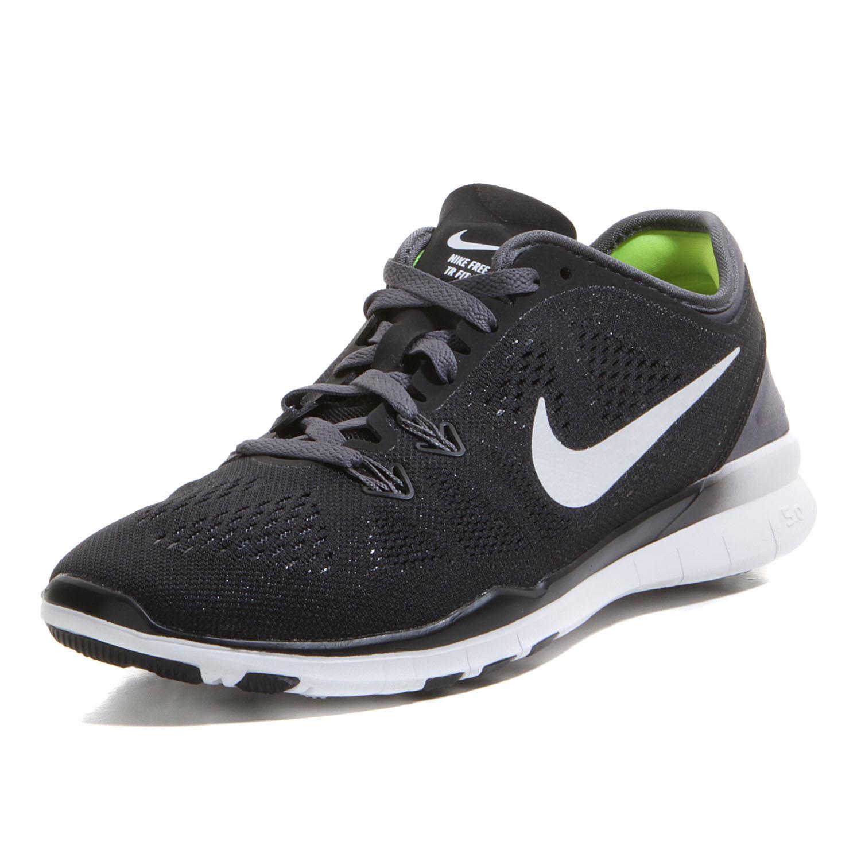 FREE 5 FIT Nike 5 femme noir TR 0 Chaussures fitness 8qTwftS