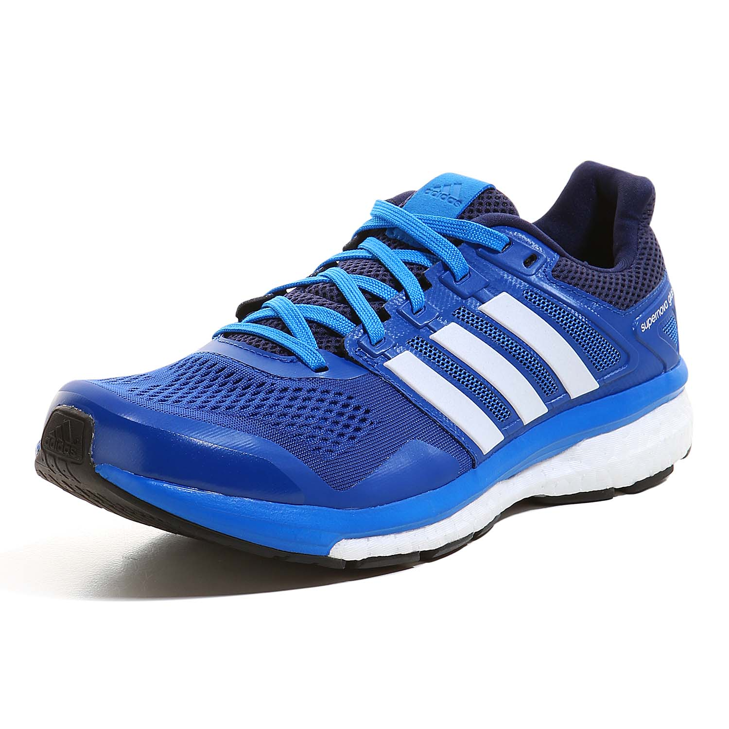 adidas supernova glide boost azules. Black Bedroom Furniture Sets. Home Design Ideas