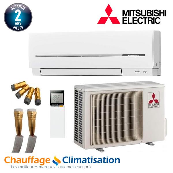 Mitsubishi msz muz hj50va catgorie climatiseur - Climatiseur fixe pret a poser ...