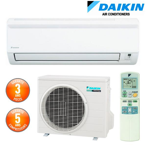 daikin climatiseur mural ftx25j3 rx25k catgorie climatiseur. Black Bedroom Furniture Sets. Home Design Ideas