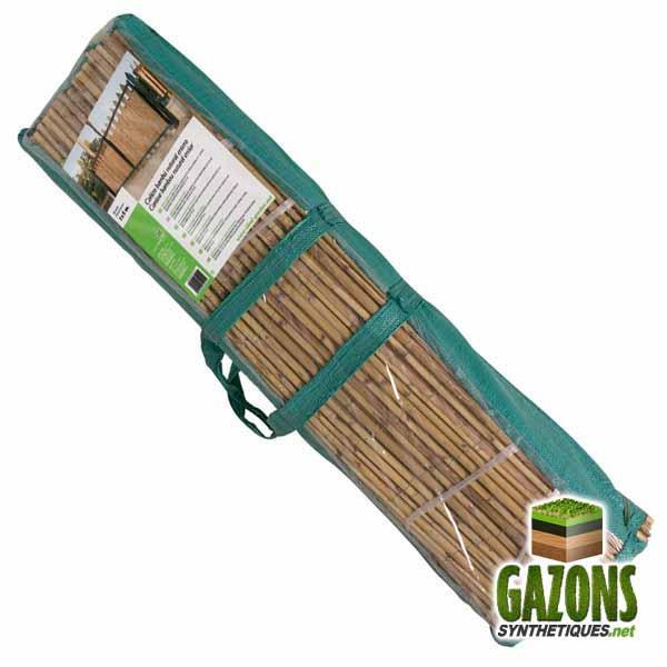 Catgorie clture de jardin page 8 du guide et comparateur d - Canisse bambou entier ...