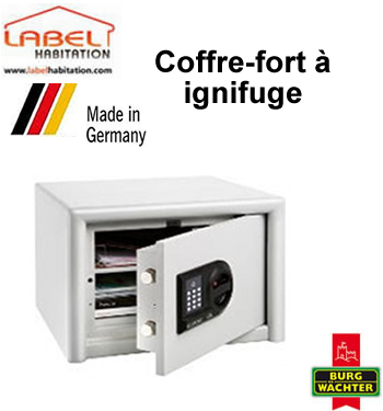 burg coffre fort ignifuge w chter combi line cl20e. Black Bedroom Furniture Sets. Home Design Ideas