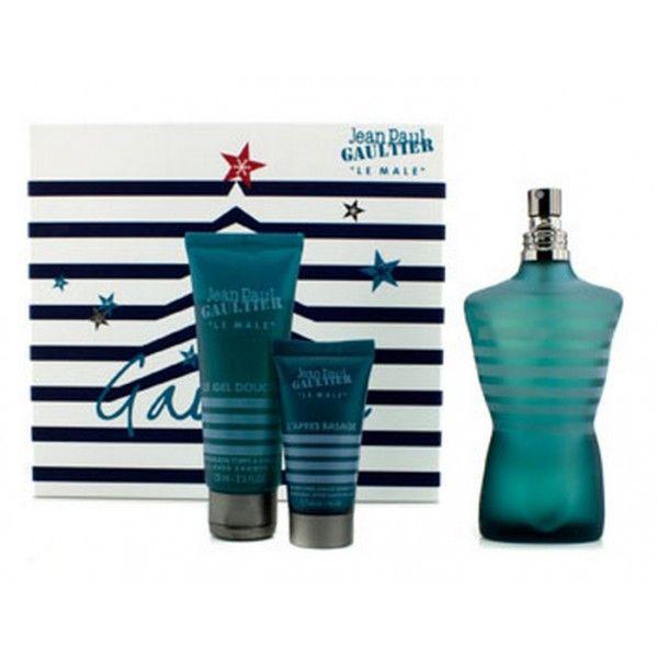 Catgorie coffrets de parfum du guide et comparateur d 39 achat - Coffret le male jean paul gaultier ...