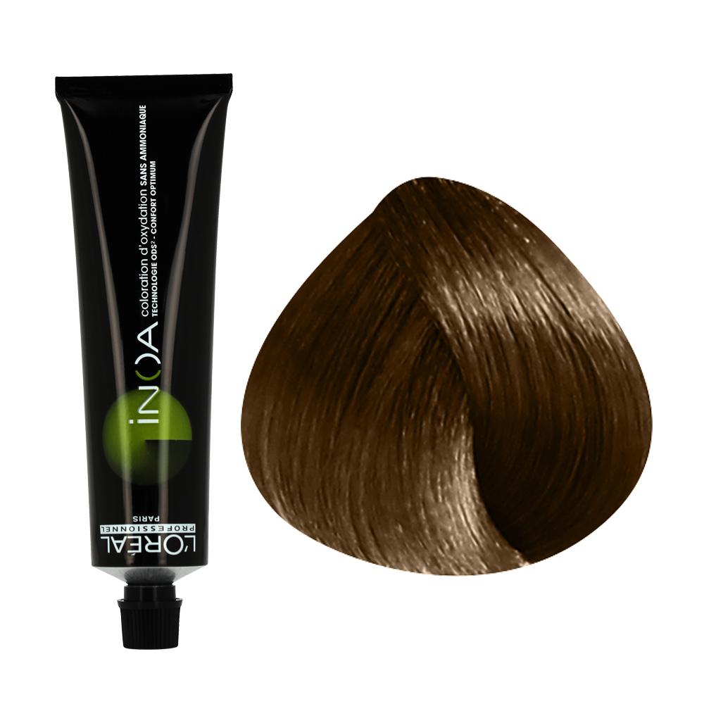 Acheter coloration cheveux inoa
