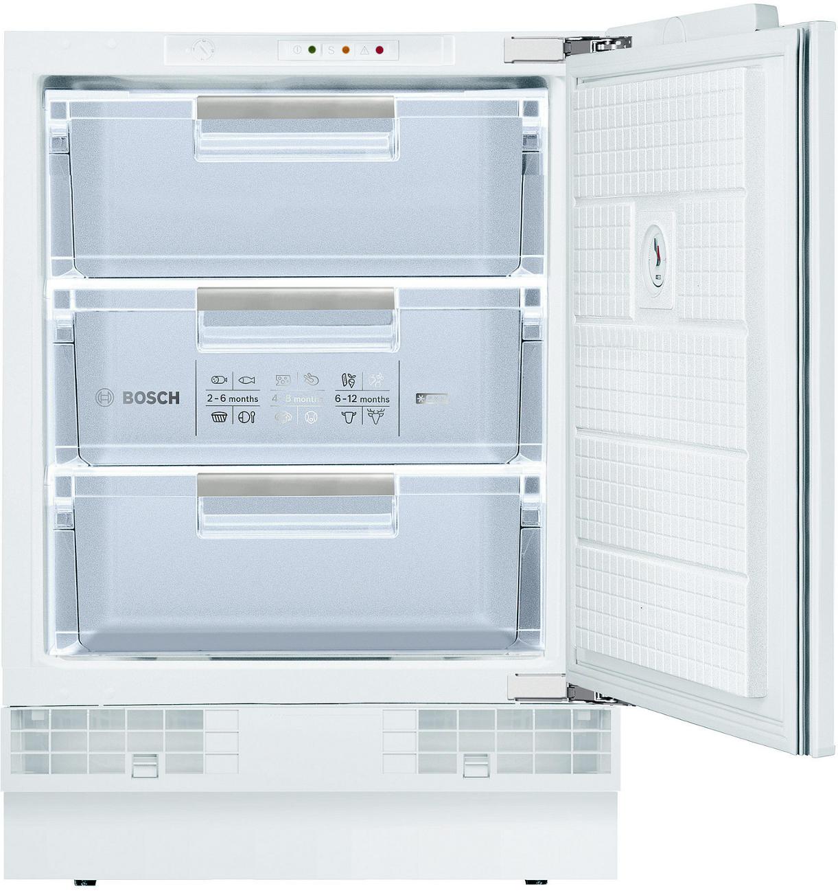 Bosch gud15a50 cong lateur armoire int grable a - Congelateur armoire bosch froid ventile ...