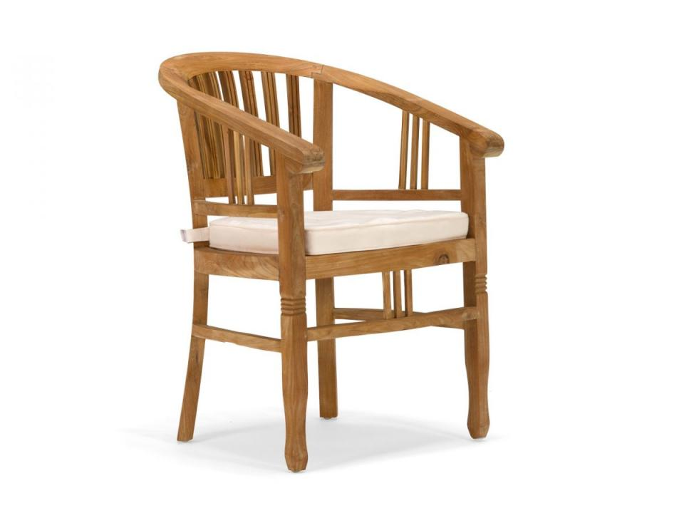Catgorie coussin pour sige de jardin du guide et - Coussin pour chaise en teck ...