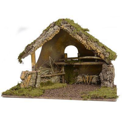 Catgorie crche et santon du guide et comparateur d 39 achat - Modele de creche de noel en bois a fabriquer ...