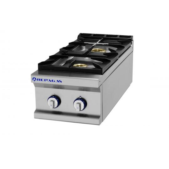 Catgorie cuisinire piano de cuisson page 1 du guide et - Table cuisson gaz 2 feux ...