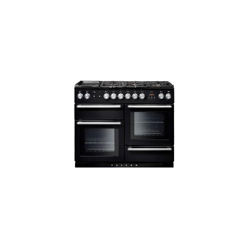Cuisinière Mixte FALCON NEXUS 110 Noir - NEX110DFBLC