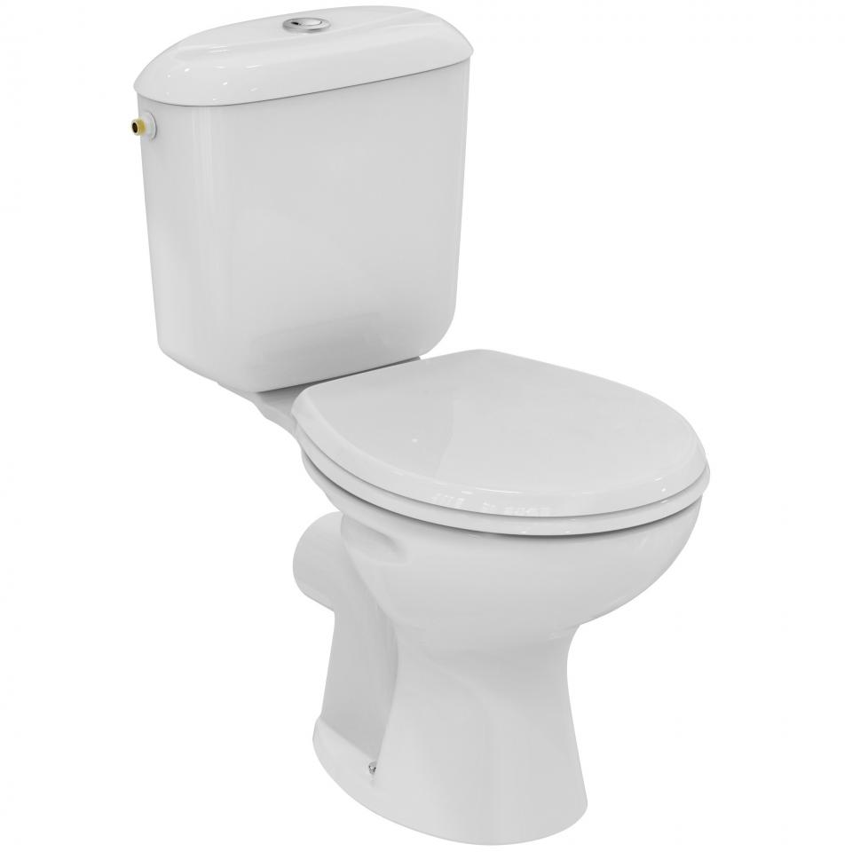 Catgorie cuvette wc du guide et comparateur d 39 achat for Lunette wc ideal standard