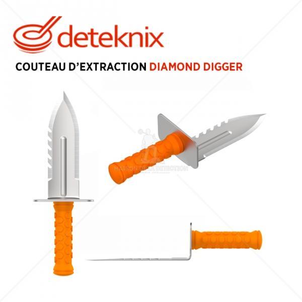 Extraction Diamond: Catégorie Détecteur De Métaux Du Guide Et Comparateur D'achat