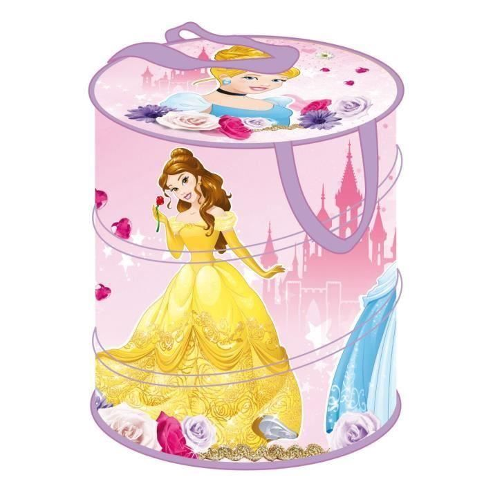 disney panier linge princesse pop up. Black Bedroom Furniture Sets. Home Design Ideas