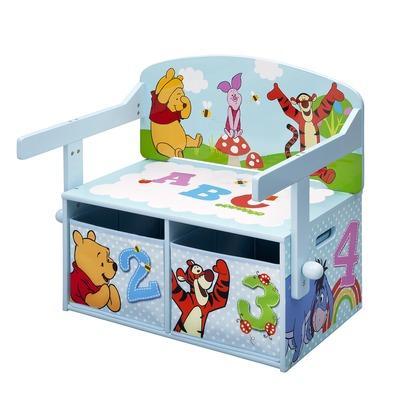 fauteuil winnie l ourson pas cher. bureau enfant oursonbeige