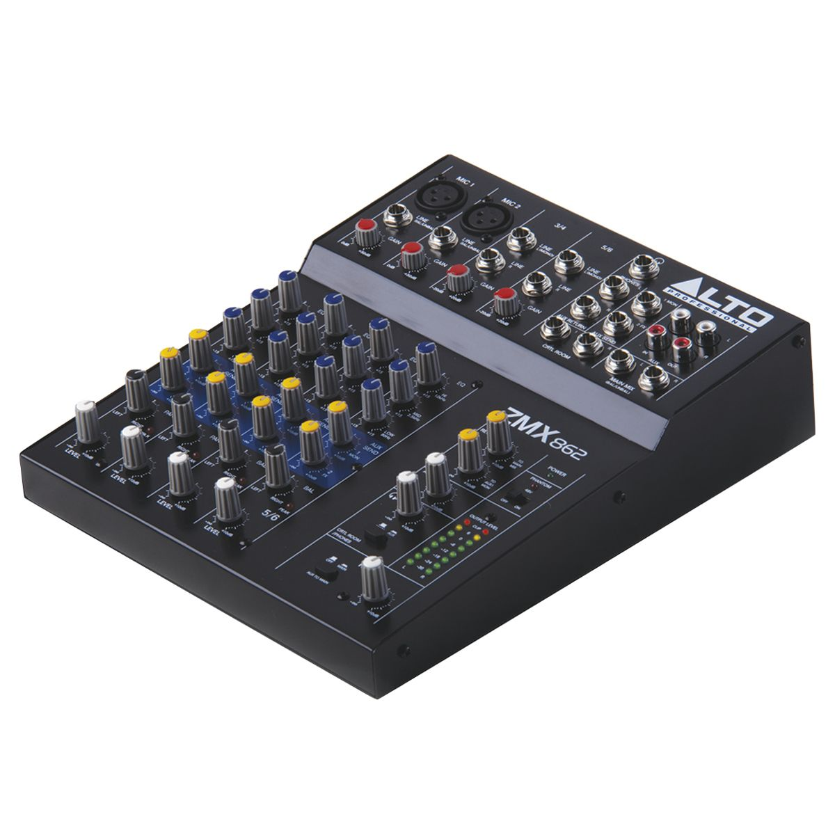 Alto table de mixage dj zmx862 for Table de mixage zmx 52