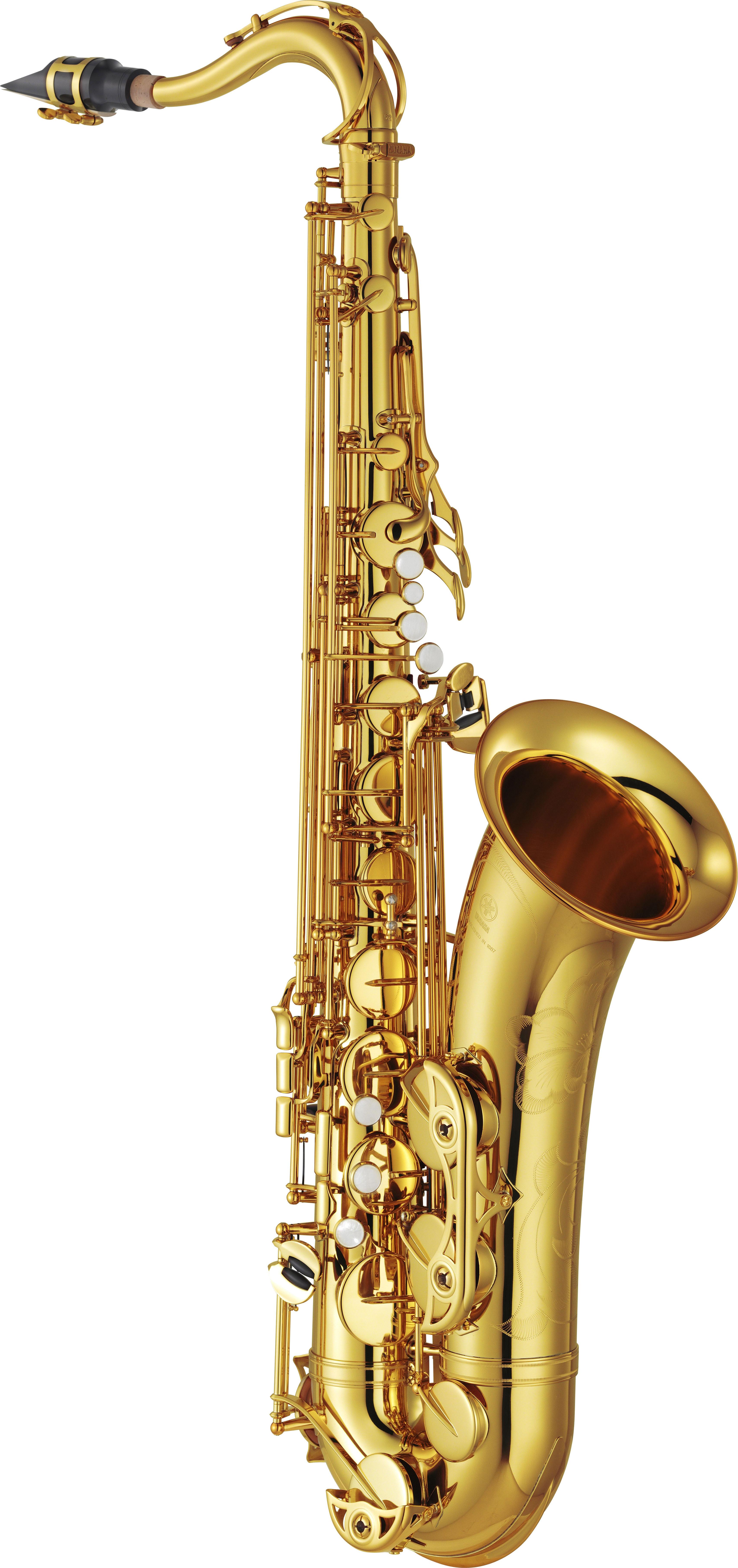 yamaha c yts 62 02 saxophone tenor verni avec tui et bec. Black Bedroom Furniture Sets. Home Design Ideas