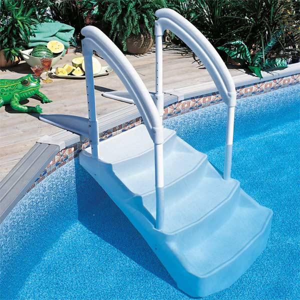 Cat gorie echelle de piscine du guide et comparateur d 39 achat for Echelle de piscine