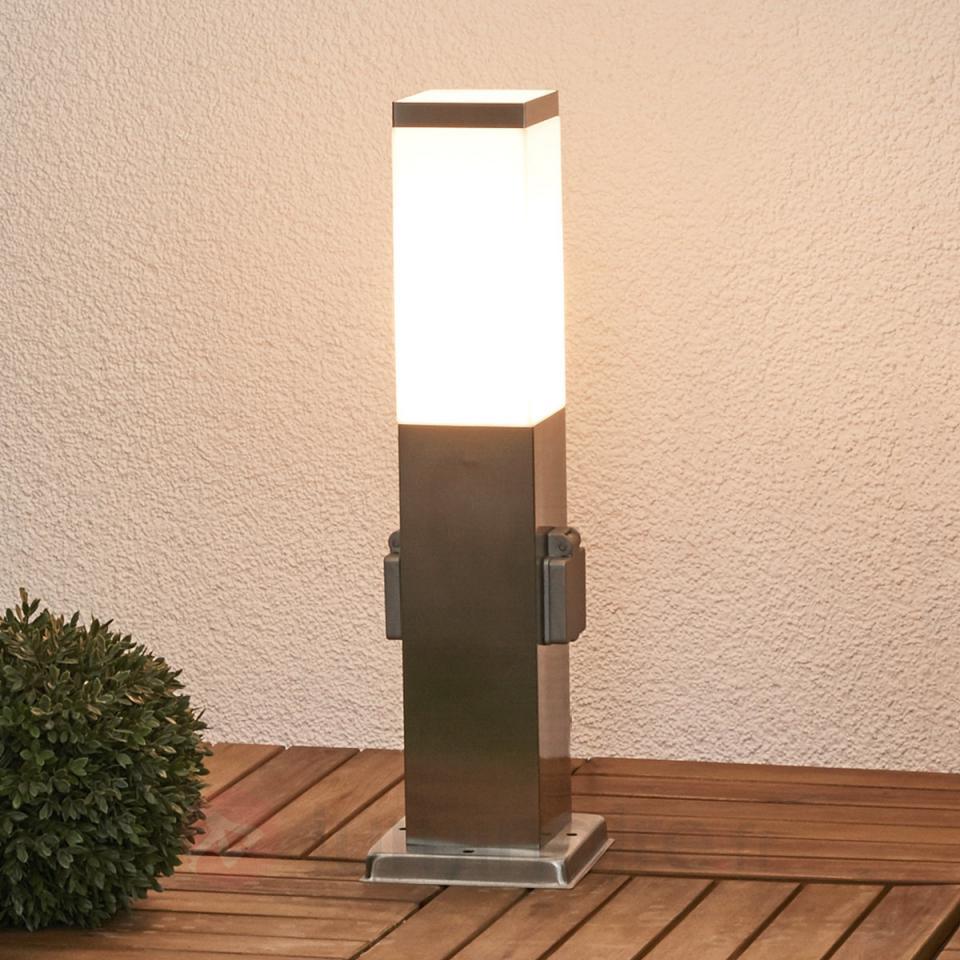 Catgorie eclairage extrieur du guide et comparateur d 39 achat for Borne eclairage exterieur solaire