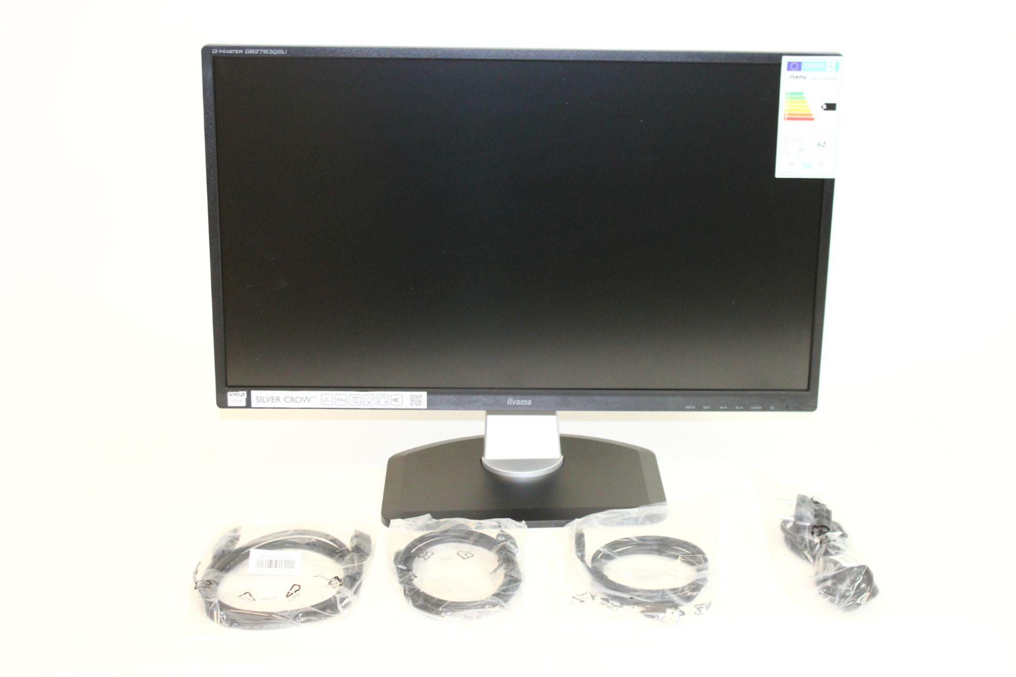 Iiyama g master gb2783qsu b1 for Comparateur ecran pc