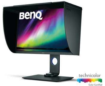 Benq gw2470h for Ecran retouche photo ips