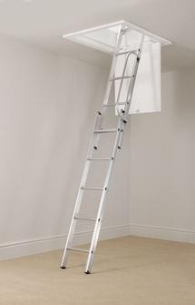 Centaure tlescopique opti plate forme multifonctions - Escalier escamotable aluminium ...