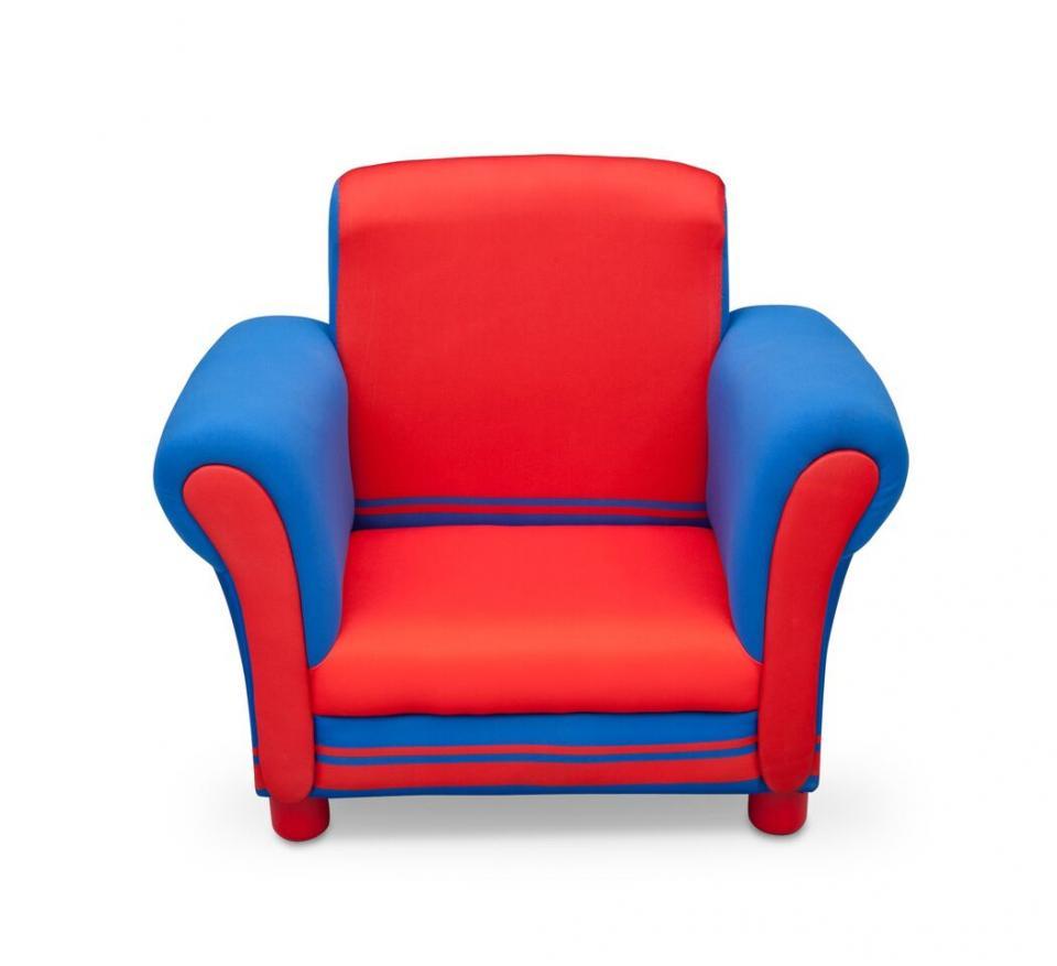 Catgorie fauteuils denfants du guide et comparateur d 39 achat for La chaise rouge et bleue