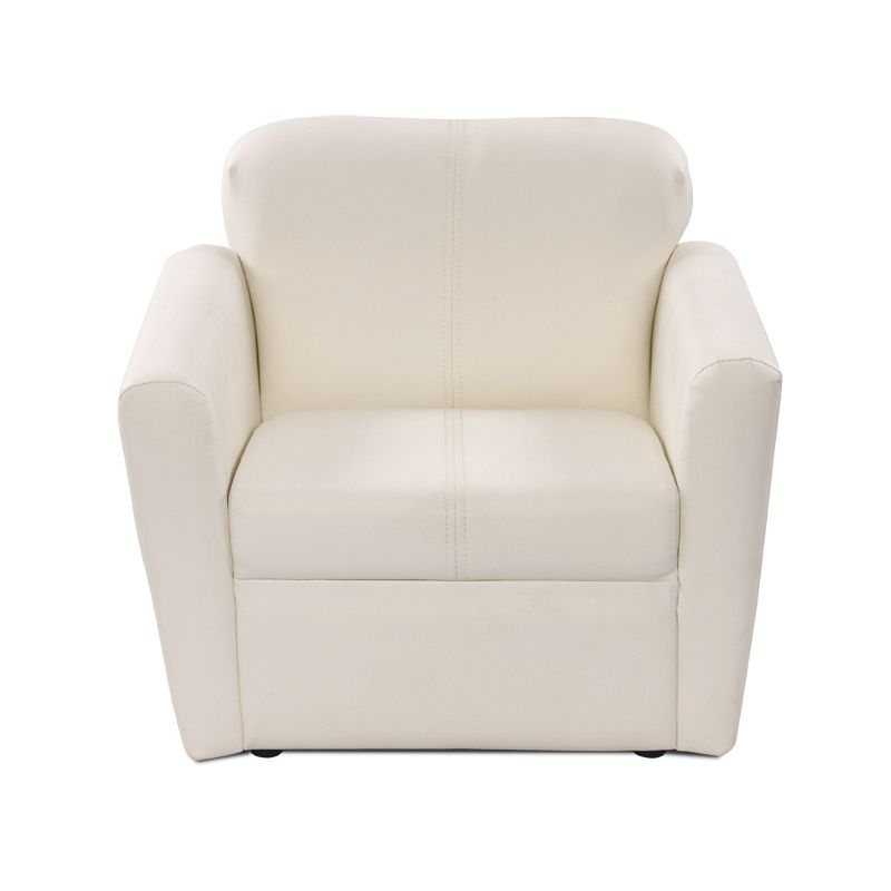 First fauteuil enfant blanc baby safety - Fauteuil pour chambre adulte ...