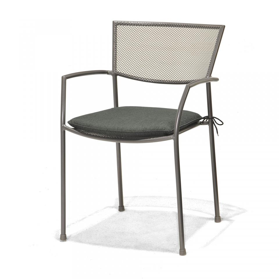 Salon de jardin yellow balau for Alinea mobilier de jardin