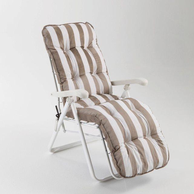 Cat gorie fauteuil de jardin du guide et comparateur d 39 achat - Fauteuil relax la redoute ...